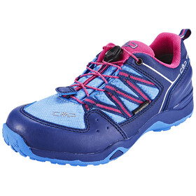 CMP Campagnolo Sirius Low WP - Chaussures Enfant - rose/bleu